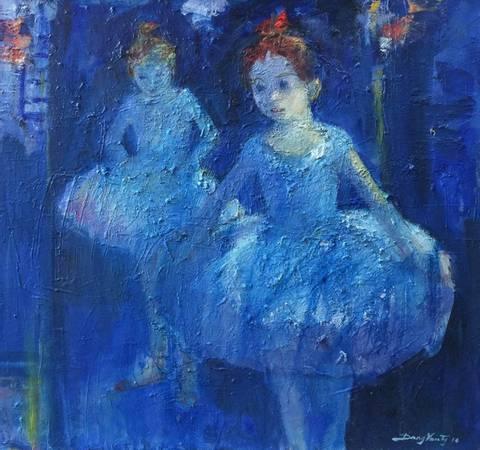 Bilde av Dansetimen av Dang Van Ty