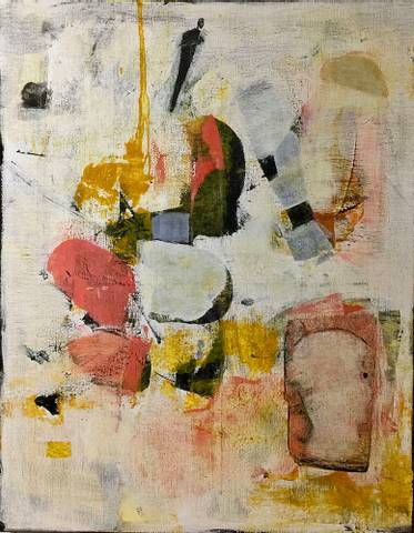 Bilde av Maleri nr. 21 av Mari Follinglo