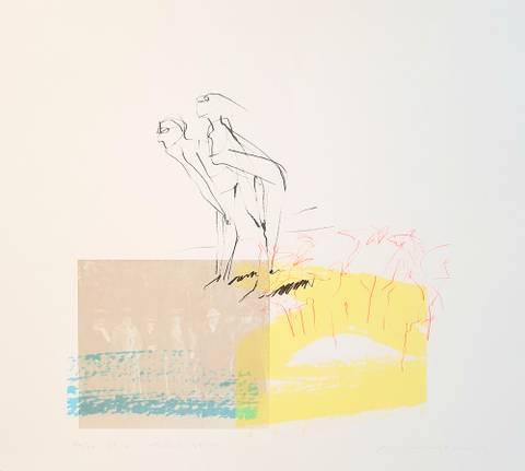 Bilde av Hilser solen av Ingri Egeberg