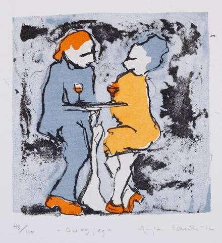 Bilde av Bare du og jeg av Anja Cecilie Solvik