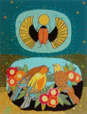 Bilde av Insektsommer av Mona Grini