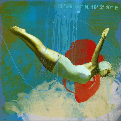 Bilde av Stupedama X av Rino Larsen